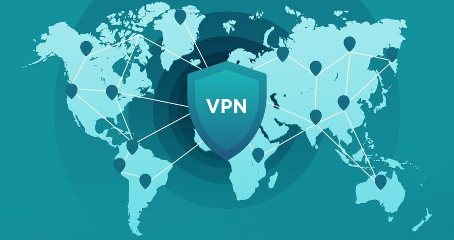 What is visible to Internet Service Providers (ISPs) when you use a VPN?